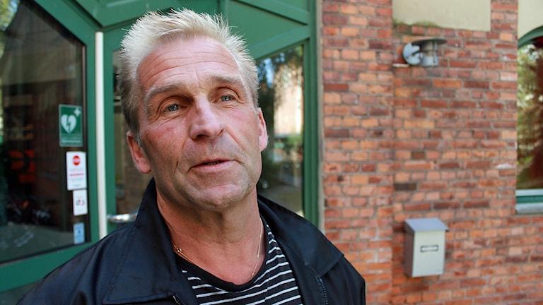 Mats Kardell. Foto: Karin Selldén/Sveriges Radio