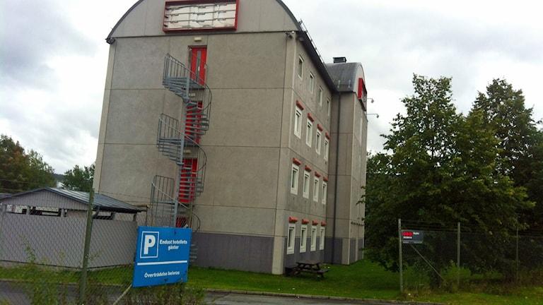 Ankomstboende Jönköping. Foto: Alexandra Svedberg/Sveriges Radio