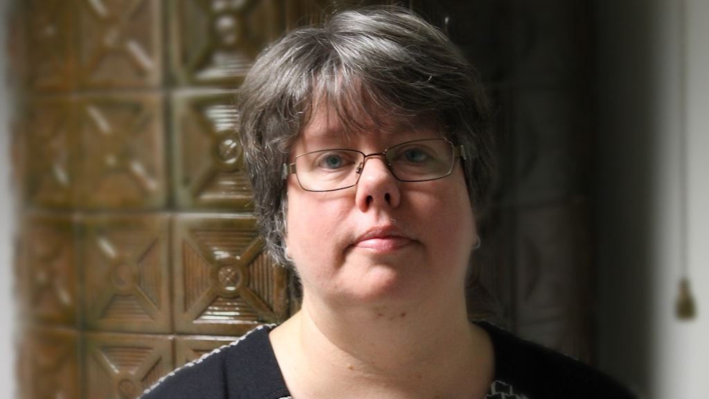 Petra Wagman, universitetslektor. Foto: David Westh/Sveriges Radio