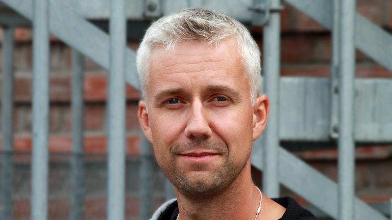 Olof Lundin. Foto: David Westh/Sveriges Radio