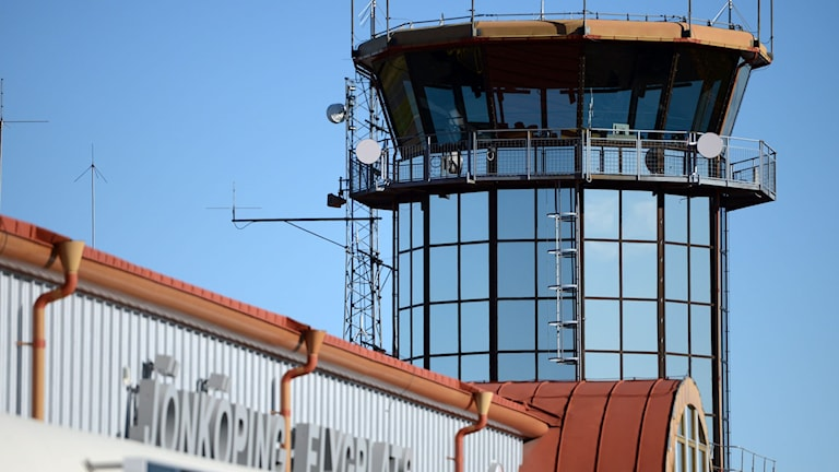 Jönköpings flygplats. Foto: Johan Nilsson/TT