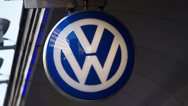 Volkswagen. Foto: Fredrik Sandberg/TT