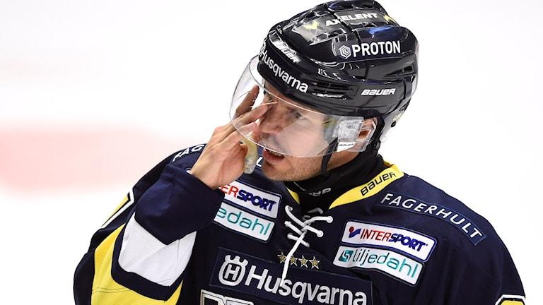 Björn Melin, HV71.