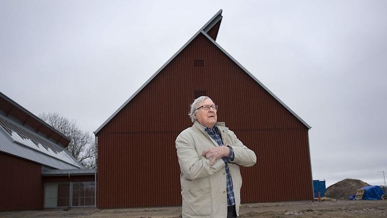 Sven Lundh vid Vandalorum 2011. Foto: Dan Hansson /SvD/SCANPIX.