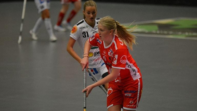 Ellen Svensson, JIK (Foto: Henrik Gustavsson/Sverigesradio)