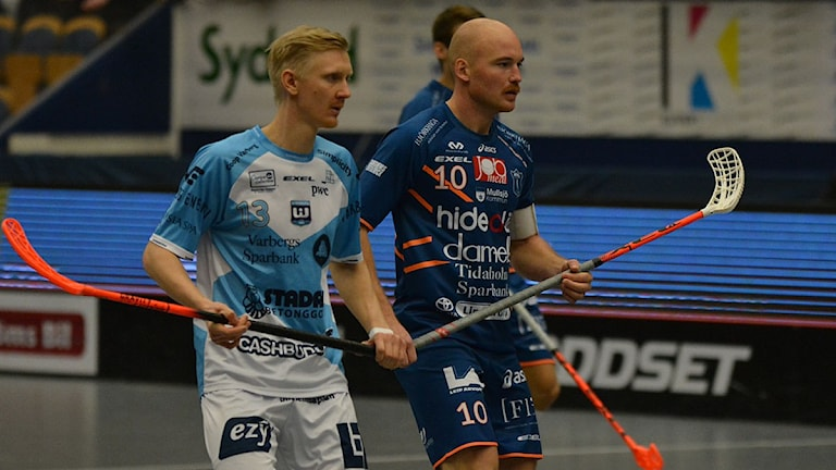 Henrik Olofsson (Foto: Patrik Bromander/Sverigesradio)