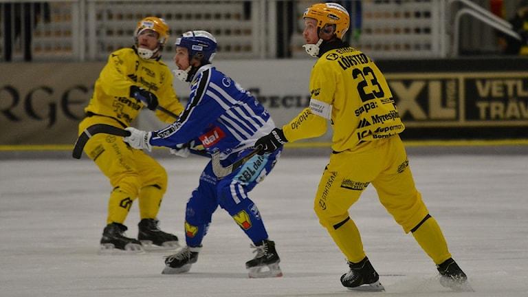 Johan Löfsedt, Vetlanda (Foto: Henrik Gustavsson/Sverigesradio)