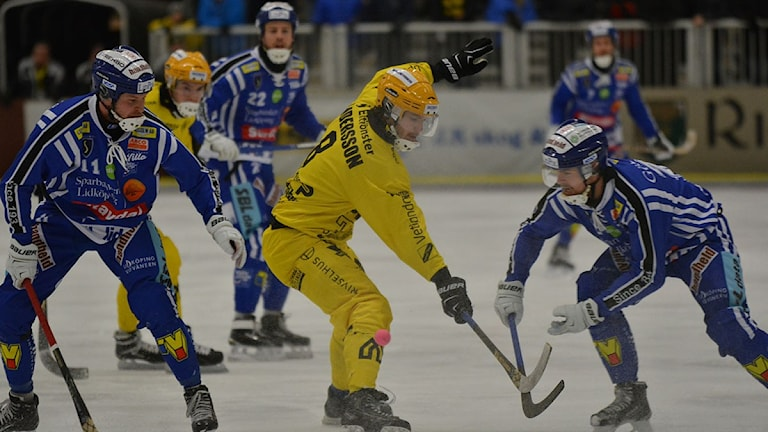 Joakim Andersson (Foto: Henrik Gustavsson/Sverigesradio)