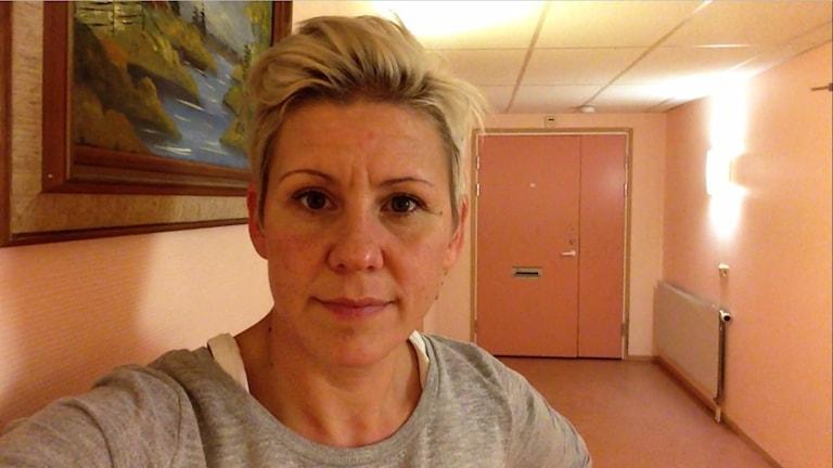 Sanna Hermansson. Foto: Sanna Hermansson/Sveriges Radio
