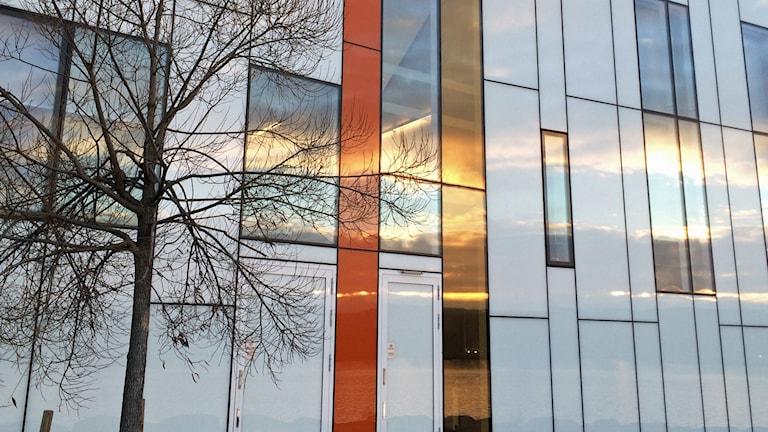 Kulturhuset Spira. Foto: David Westh/Sveriges Radio