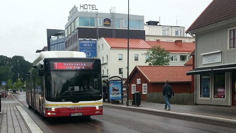 Foto: Pekka Ranta/Sveriges Radio