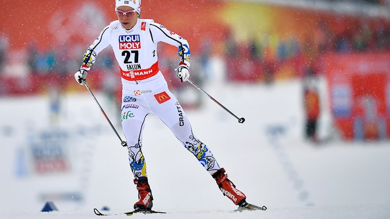 Maria Rydqvist. Arkivbild, foto: Anders Wiklund/TT