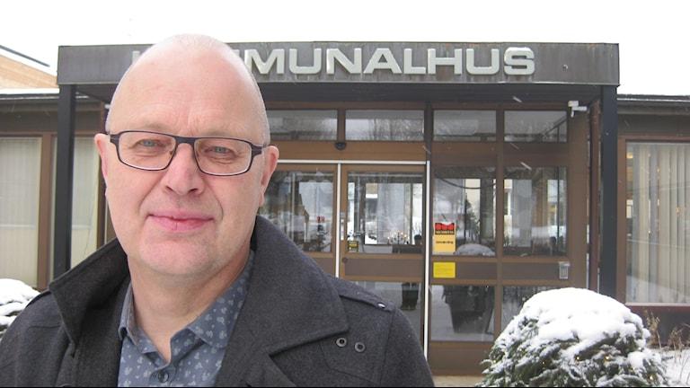 Stefan Gustafsson (KD) kommunalråd i Sävsjö