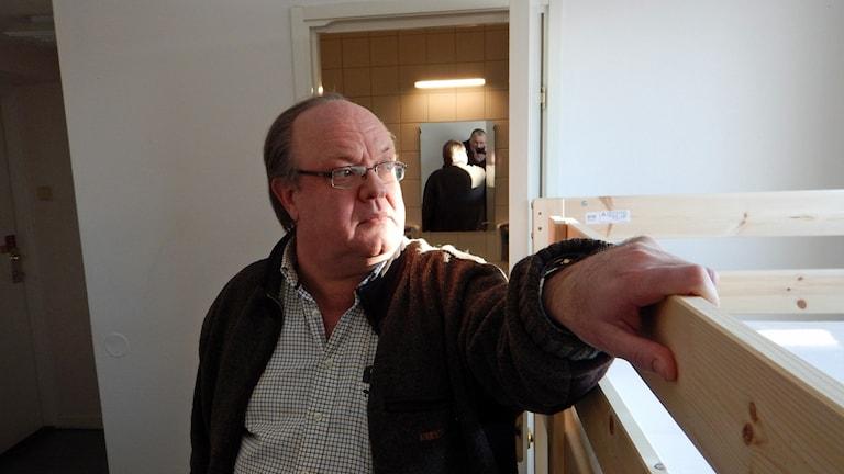 Roy Gustafsson. Foto: Lennart Broman/Sveriges Radio