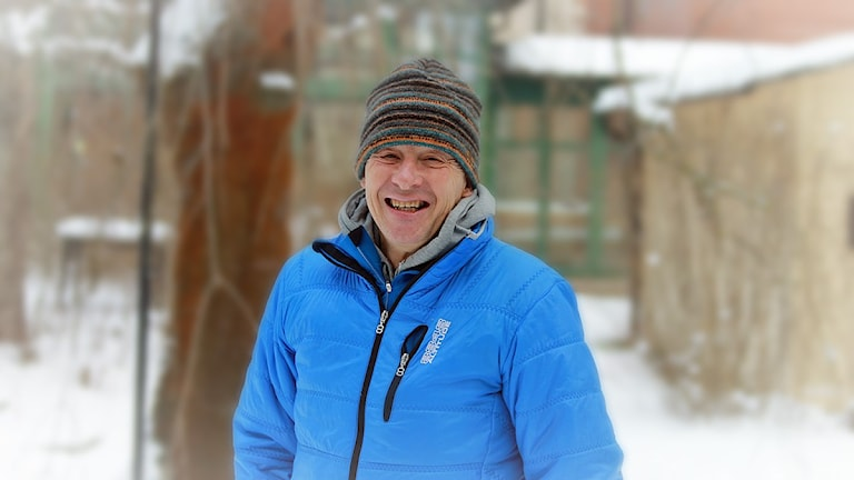 Lars Grehn. Foto: David Westh/Sveriges Radio
