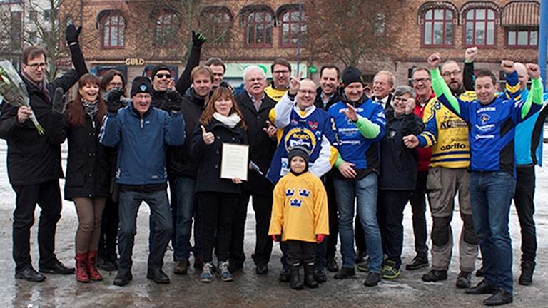 Vetlanda har utsetts till årets idrottskommun. Foto: Mirja Claesson