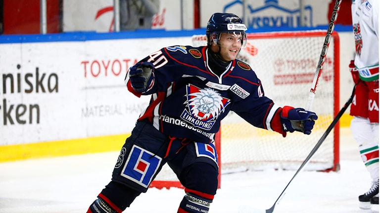 Pär Arlbrandt återvänder till HV71. Foto: Stevan Jerrevång/TT