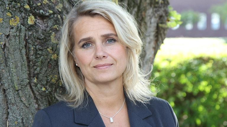 Anneli Wirthén. Foto: Camilla Zilo/Länsstyrelsen