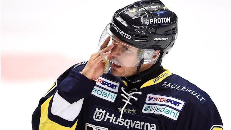 Björn Melins karriär kan vara över. Foto: Mikael Fritzon/TT