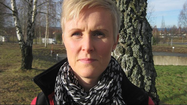 Frida Carlsson, VD Huslållningssällskapet, Jönköpings Län