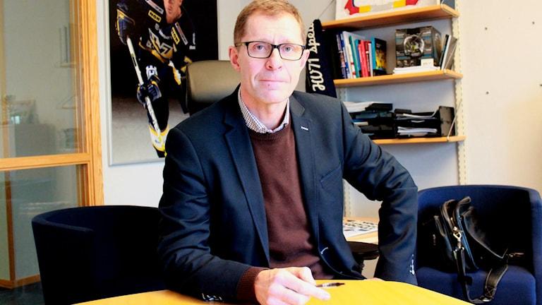 Agne Bengtsson Klubbdirektör Hv71