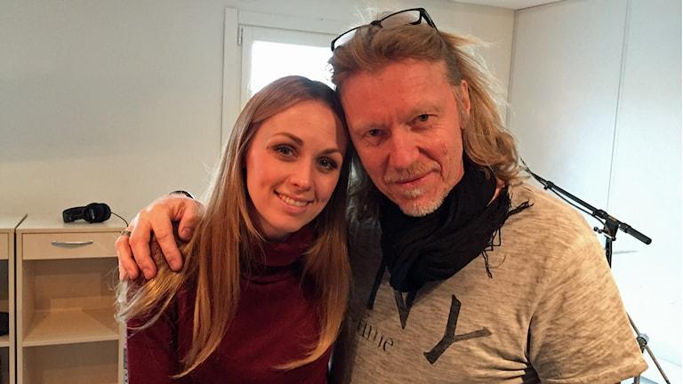 Karin Frick och Hasse Pettersson