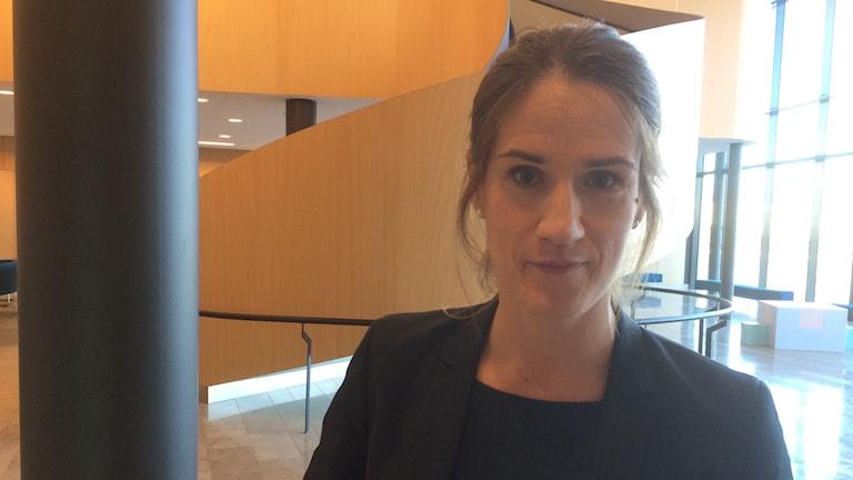 Åklagare Therese Klein
