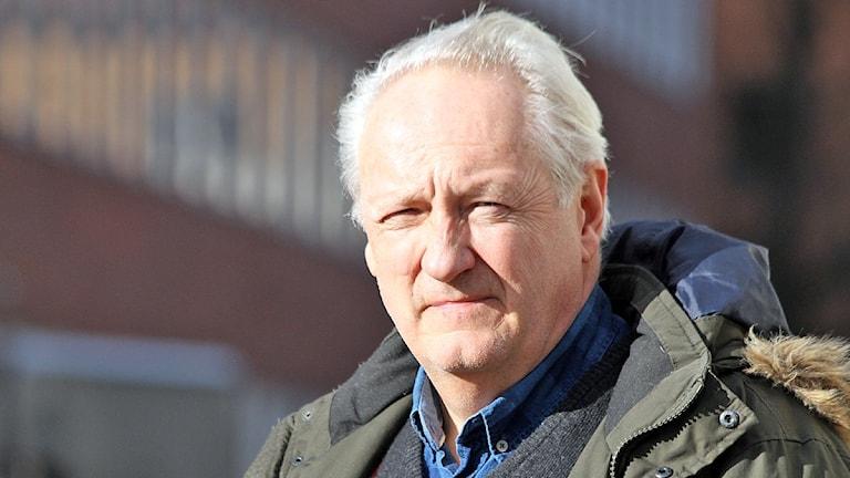 Johan Frisk.