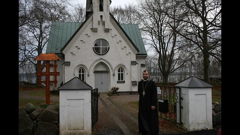 Rumänsk-ortodoxa får egen kyrka i Jönköping