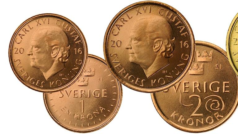 Foto: Pressbild/Riksbanken