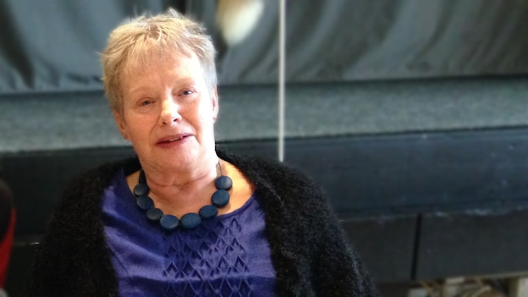 Ann-Britt Johansson.