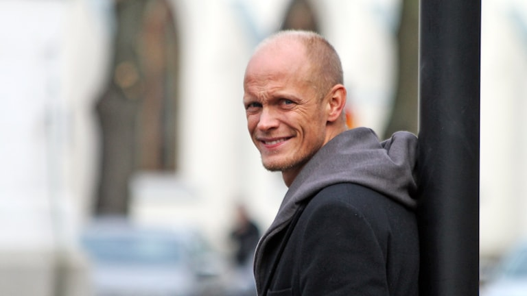 Dansaren Tobias Karlsson.