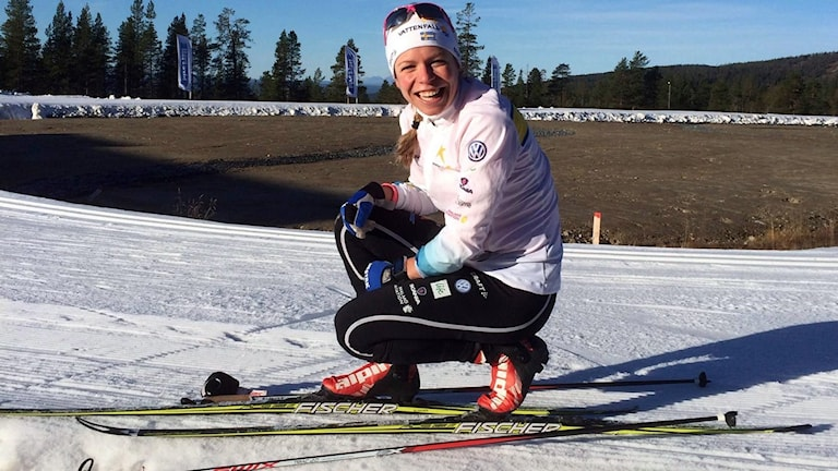 Maria Rydqvist.