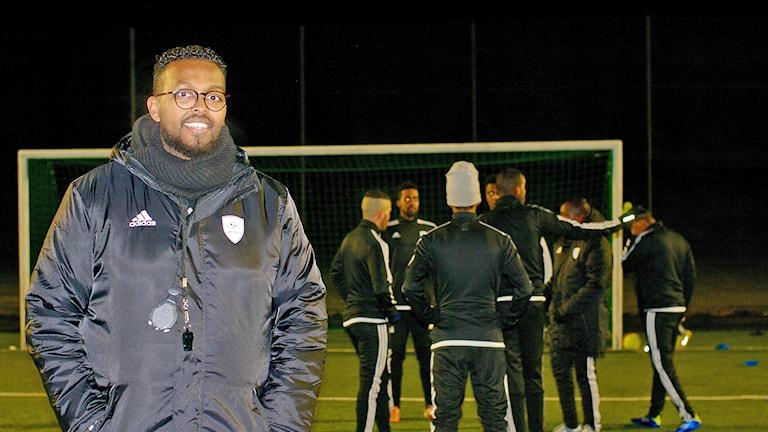 Mustafa Mohamud, Somaliska BK.