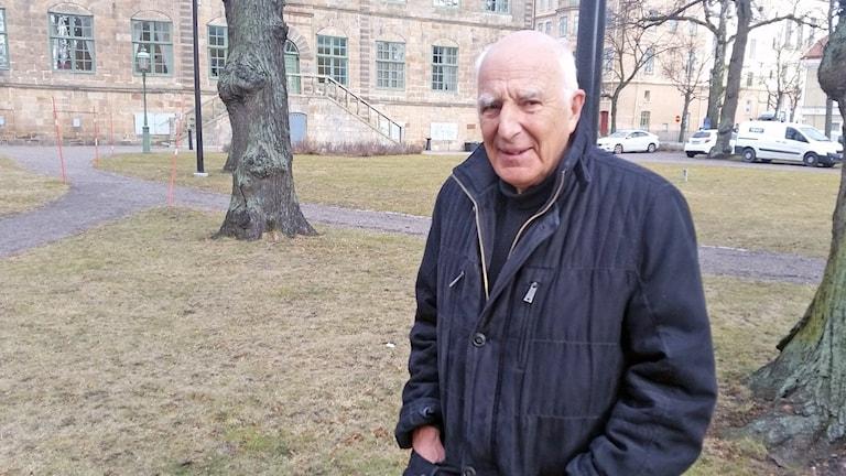 Leif Silbersky.