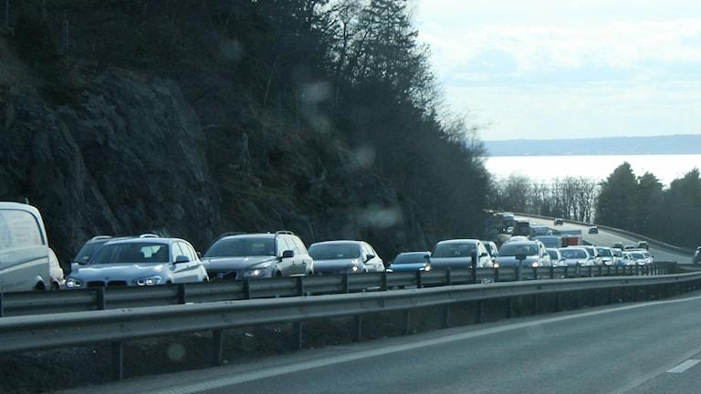 Trafikolycka Trafikkö