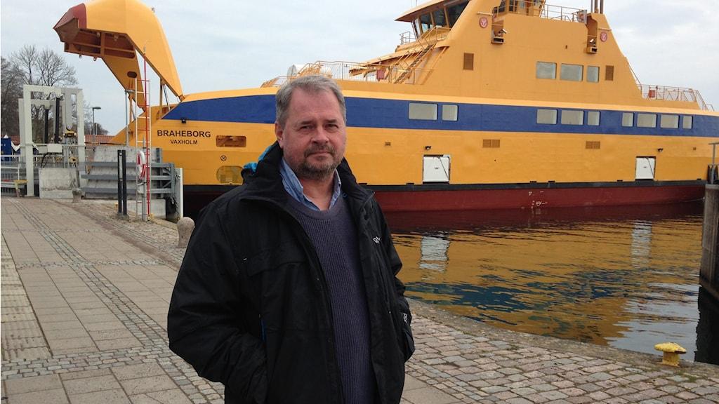 Distriktschefen Jonny Ödeén