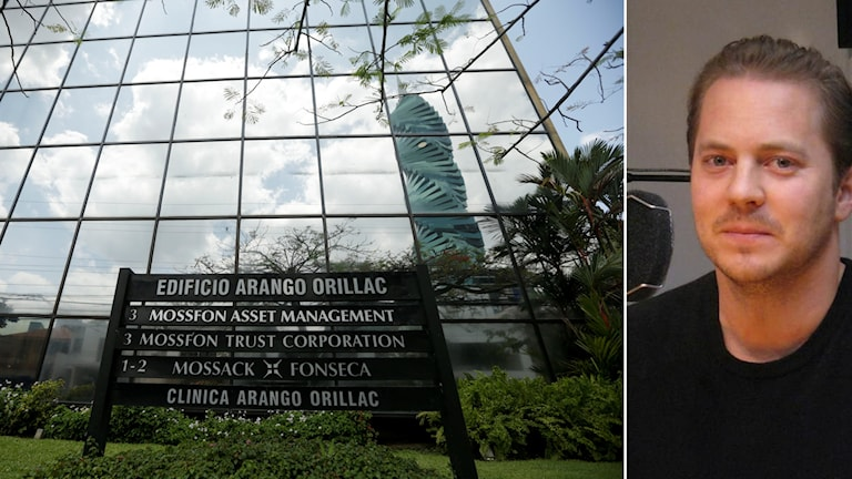 Mossack Fonseca, Anders Rydell.