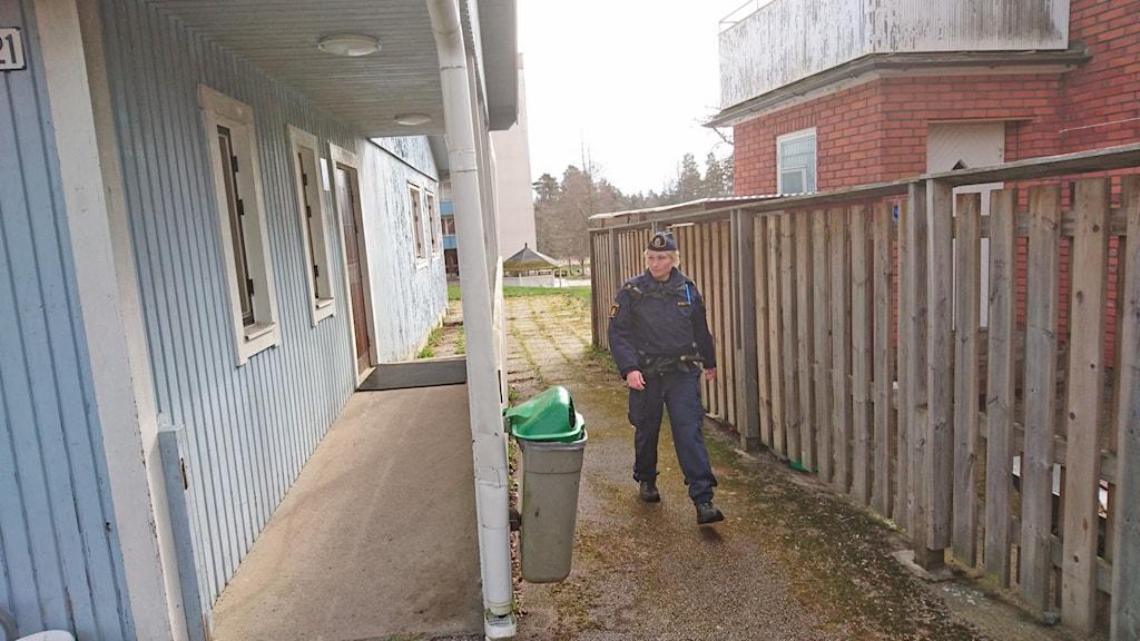 Polis i Tranås