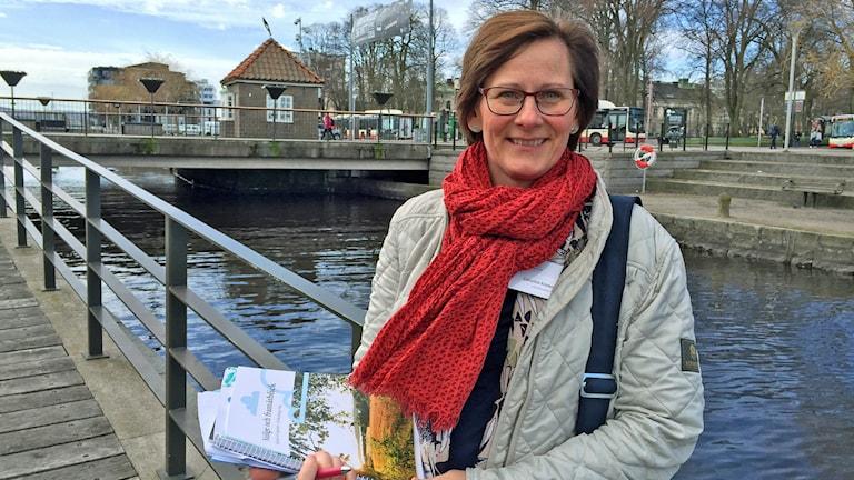 Catarina Kristensson, miljöstrateg
