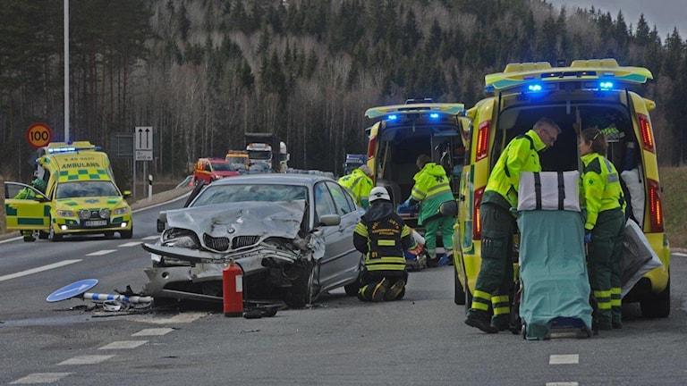 Trafikolyckan