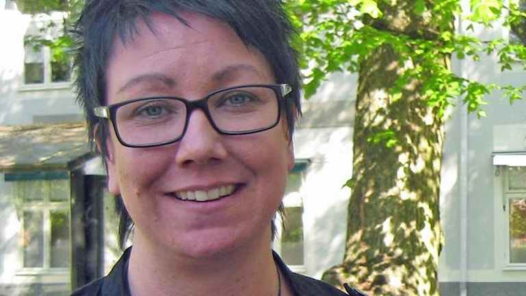 Annelie Hägg.