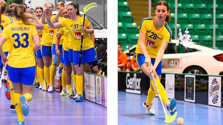 Innebandy, Svenska U 19-landslaget.