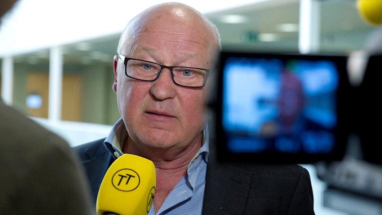 Lars-Åke Lagrell.