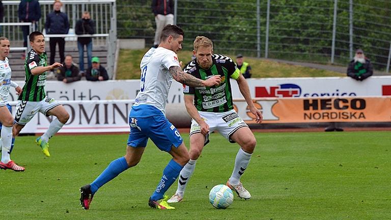 IFK Värnamo - Gais.
