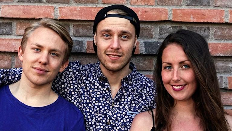Svensktoppen nästa, Philip Bendroth, Vince och Linnea Sundberg.