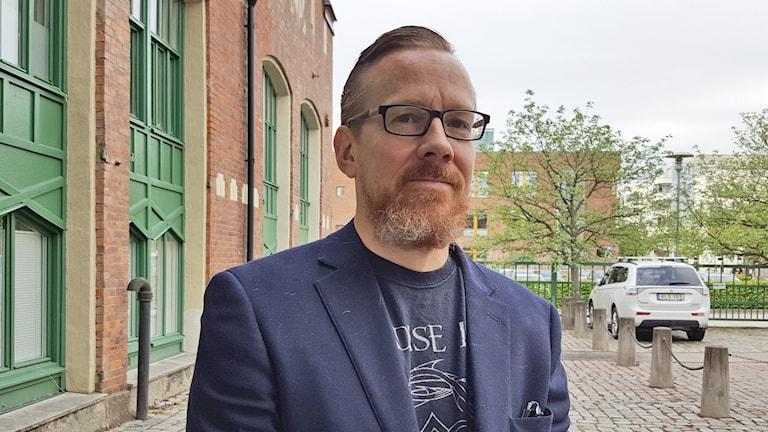 Professor Johan Klaesson