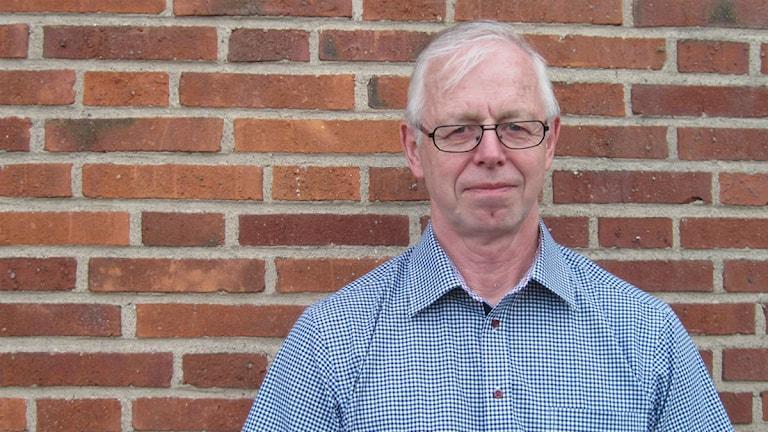 Riksdagsman Göran Lindell (C) från Vetlanda. Foto: Karin Malmsten/Sveriges Radio