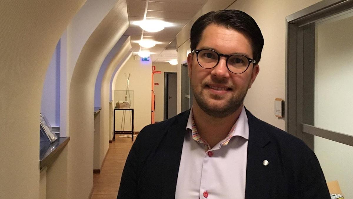 Jimmie Åkesson (SD)