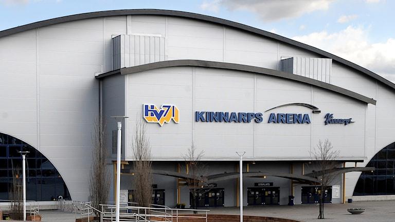 Kinnarps Arena.